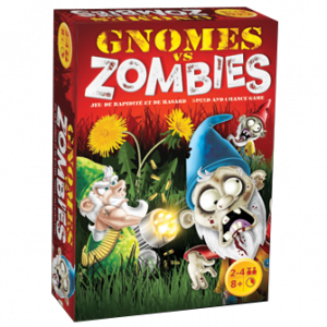 1306 - Gnomes VS Zombies